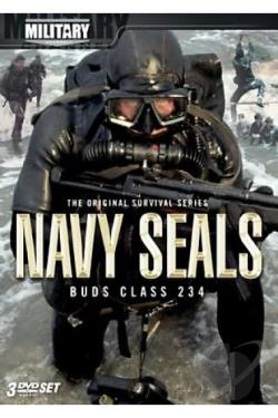 Navy SEALs - Buds Class 234 DVD Cover Art