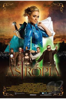 Astropia DVD Cover Art