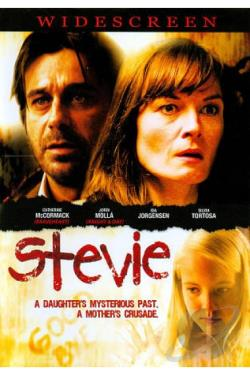 Stevie DVD Cover Art