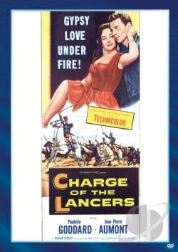 Charge of the Lancers DVD Cover Art