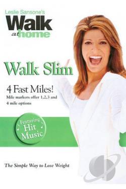 Leslie Sansone - Walk Slim: 4 Fast Miles! DVD