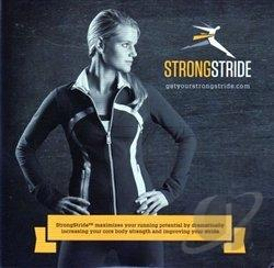 Strong Stride DVD Cover Art
