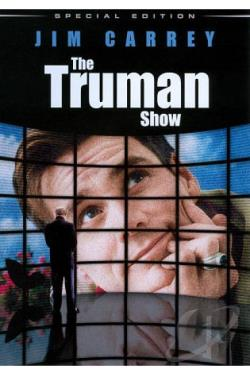 Truman Show DVD Cover Art