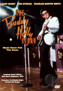 Buddy Holly Story DVD Cover Art