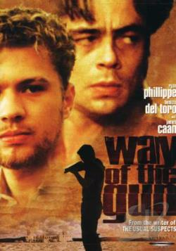 Way of the Gun DVD Cover Art