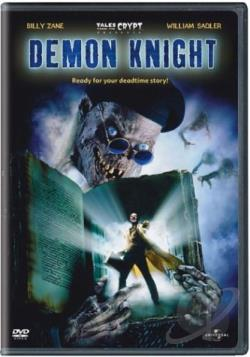 Tales from the Crypt - Demon Knight DVD Cover Art