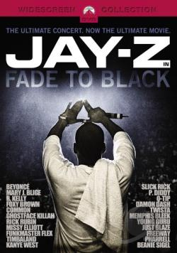 Jay Z - Fade To Black DVD Cover Art