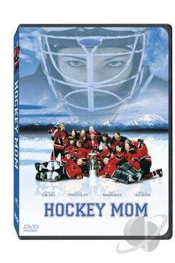 Hockey Mom DVD Cover Art