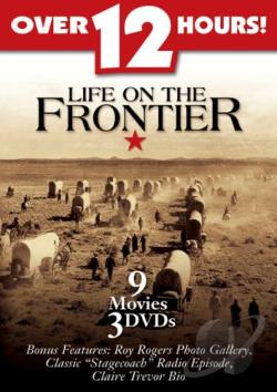 Life On The Frontier DVD Cover Art