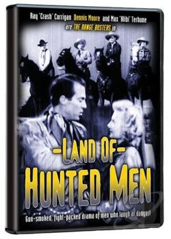 Land of Hunted Men DVD Cover Art