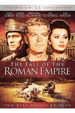 Fall of the Roman Empire DVD Cover Art