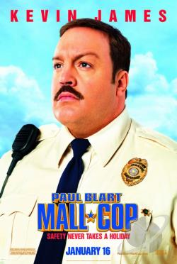 Paul Blart: Mall Cop DVD Cover Art