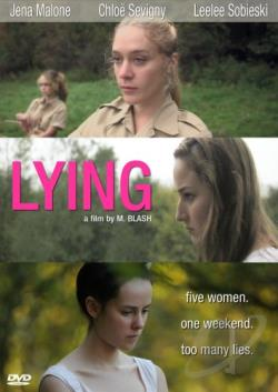 Lying DVD Cover Art