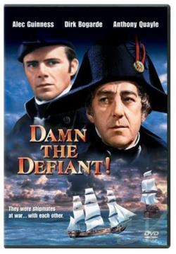 Damn the Defiant! DVD Cover Art