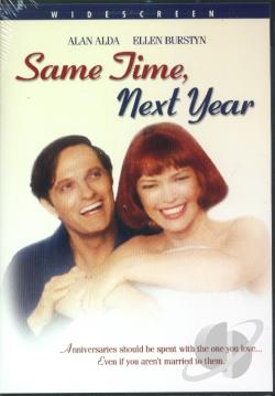 Same Time, Next Year DVD Cover Art