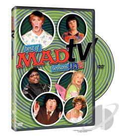 Madtv: Best Of Seasons 8, 9 & 10 DVD Cover Art