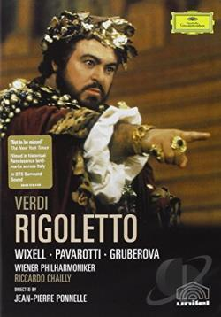 Verdi: Rigoletto DVD Cover Art