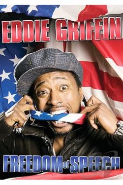 Eddie Griffin - Freedom of Speech DVD Cover Art