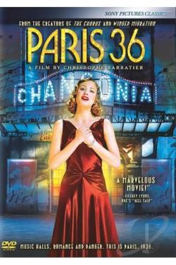 Paris 36 DVD Cover Art