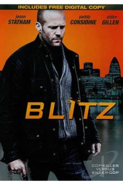 Blitz DVD Cover Art