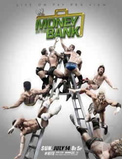 WWE: Money in the Bank 2013 DVD Cover Art