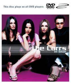 Corrs: In Blue DVD Cover Art