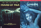 House of Wax / Gothika DVD Cover Art
