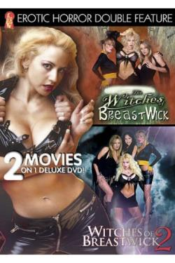 Witches of Breastwick/Witches of Breastwick 2 DVD Cover Art