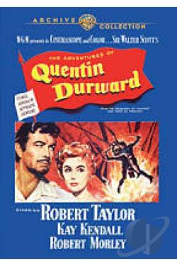 Quentin Durward DVD Cover Art