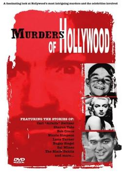Murders Of Hollywood DVD Cover Art