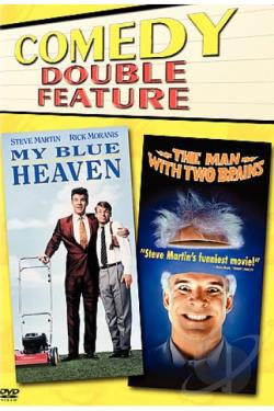 Steve Martin 2-Pack DVD Cover Art