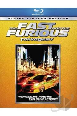 Fast and the Furious: Tokyo Drift BRAY Cover Art