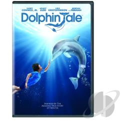 Dolphin Tale DVD Cover Art