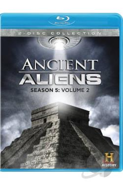 Ancient Aliens: Season Five, Vol. 2 BRAY Cover Art