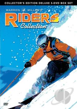 Warren Miller's Riders Collection DVD Cover Art