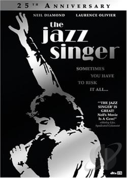 Jazz Singer DVD Cover Art