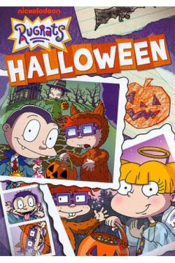 Rugrats - Halloween DVD Cover Art