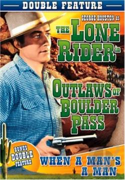 Outlaws of Boulder Pass DVD Cover Art