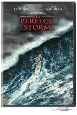 Perfect Storm DVD Cover Art