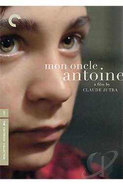 Mon Oncle Antoine DVD Cover Art