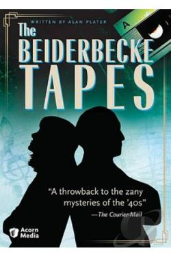 Beiderbecke Tapes DVD Cover Art