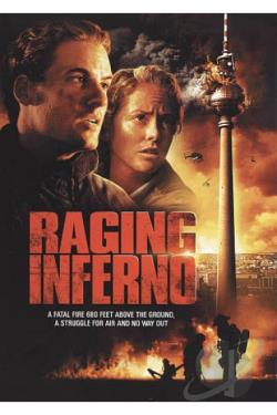 Raging Inferno DVD Cover Art