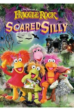 Fraggle Rock: Scared Silly DVD Cover Art