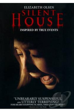 Silent House DVD Cover Art