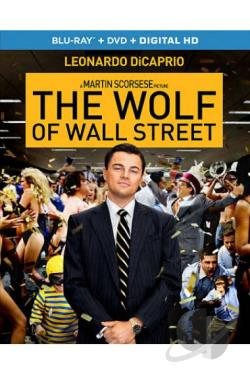 Wolf of Wall Street BRAY Cover Art