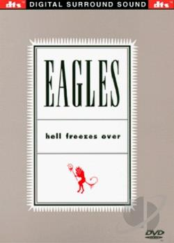 Eagles, The - Hell Freezes Over DVD Cover Art