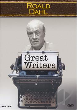 Great Writers: Roald Dahl DVD Cover Art