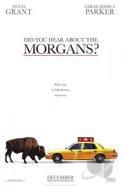 Did You Hear About the Morgans? DVD Cover Art