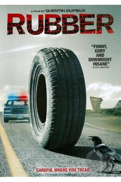 Rubber DVD Cover Art