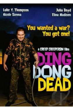 Ding Dong Dead DVD Cover Art